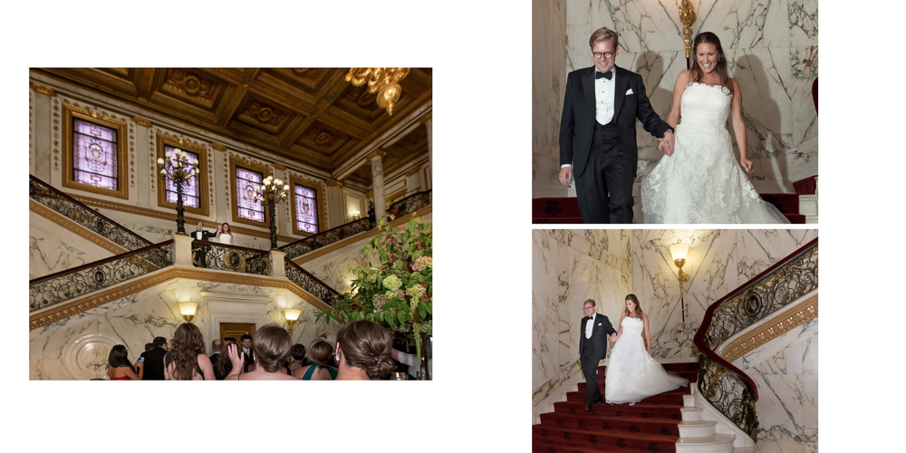 metropolitan club wedding, ny wedding, wedding entrance, luxury wedding, candid ny photography