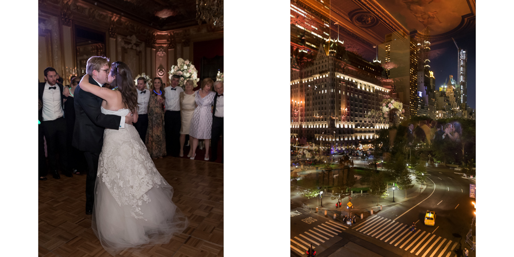 metropolitan club wedding, ny wedding, last dance, luxury wedding, candid ny photography