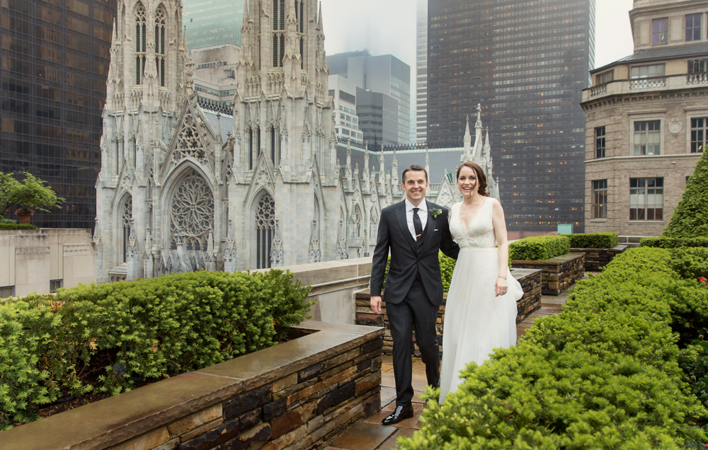 st patricks cathedral, 620 loft and garden, new york rooftop wedding, best ny wedding photographer