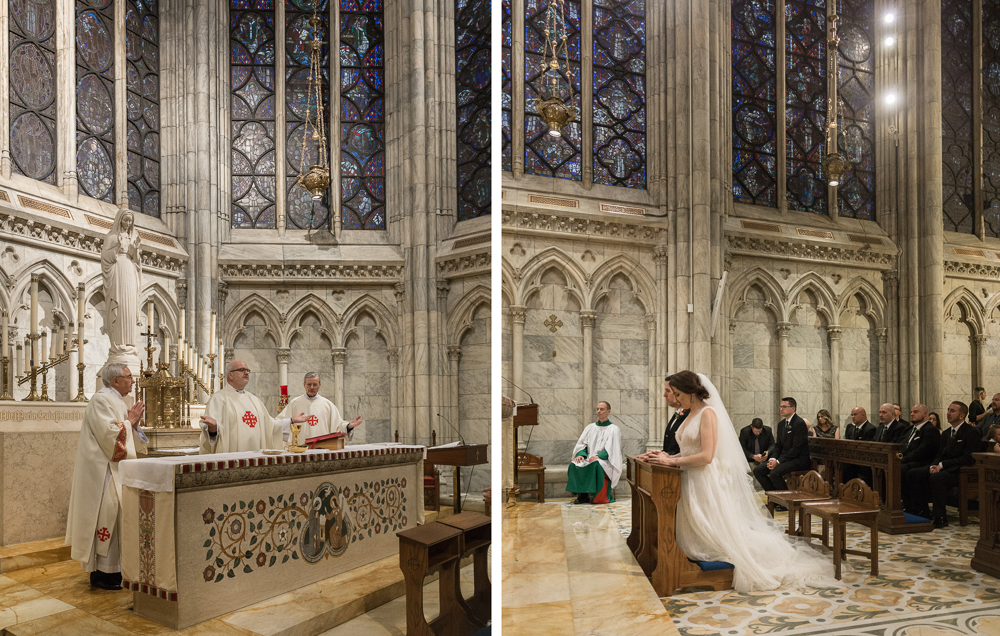 st patricks cathedral wedding, new york wedding, best new york wedding photographer, lady chapel