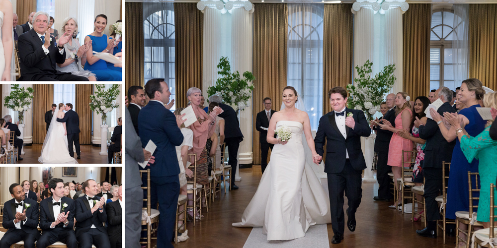 yale club, candid wedding, ny wedding, yale club wedding, bride portrait