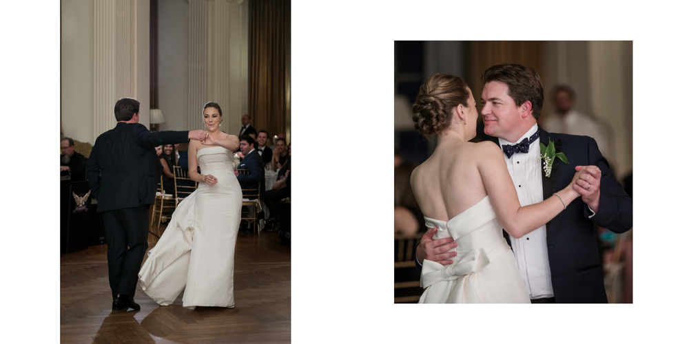 yale club, candid wedding, ny wedding, yale club wedding, the lounge, wedding venue, parent dances