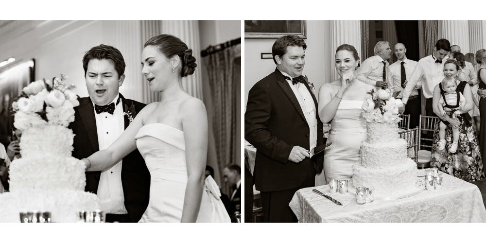 yale club, candid wedding, ny wedding, yale club wedding, the lounge, wedding reception, dancing