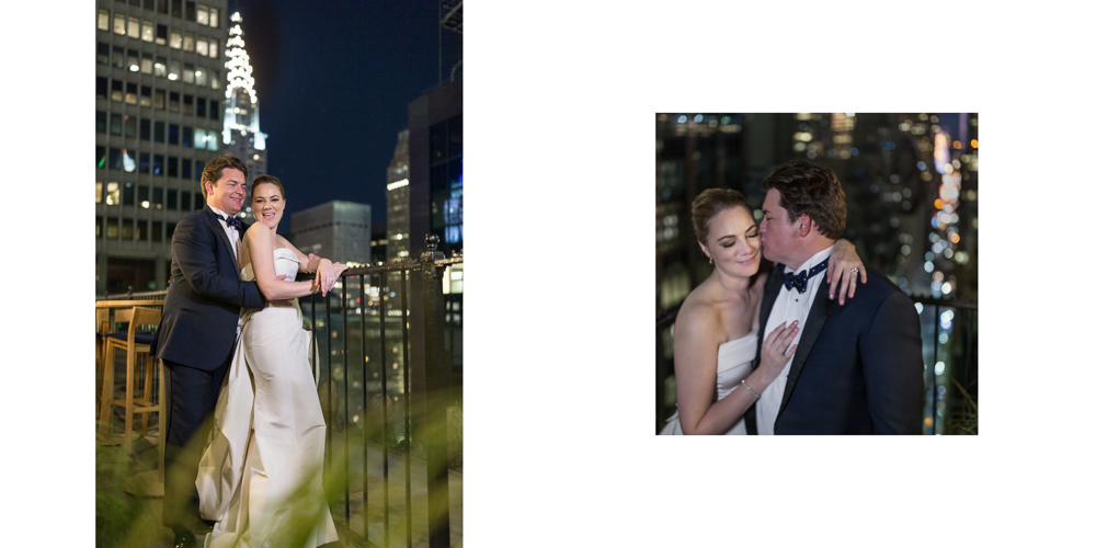 yale club wedding, ny rooftop, nyc roof, the lounge, wedding reception, best nyc photographer